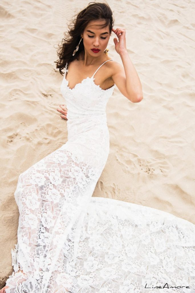 LINEAMORE - BRIDAL 2018 - SET 422 SAND_small